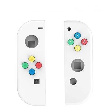Myriann Portable Replacement Shell Case para Nintendo Switch Joycon