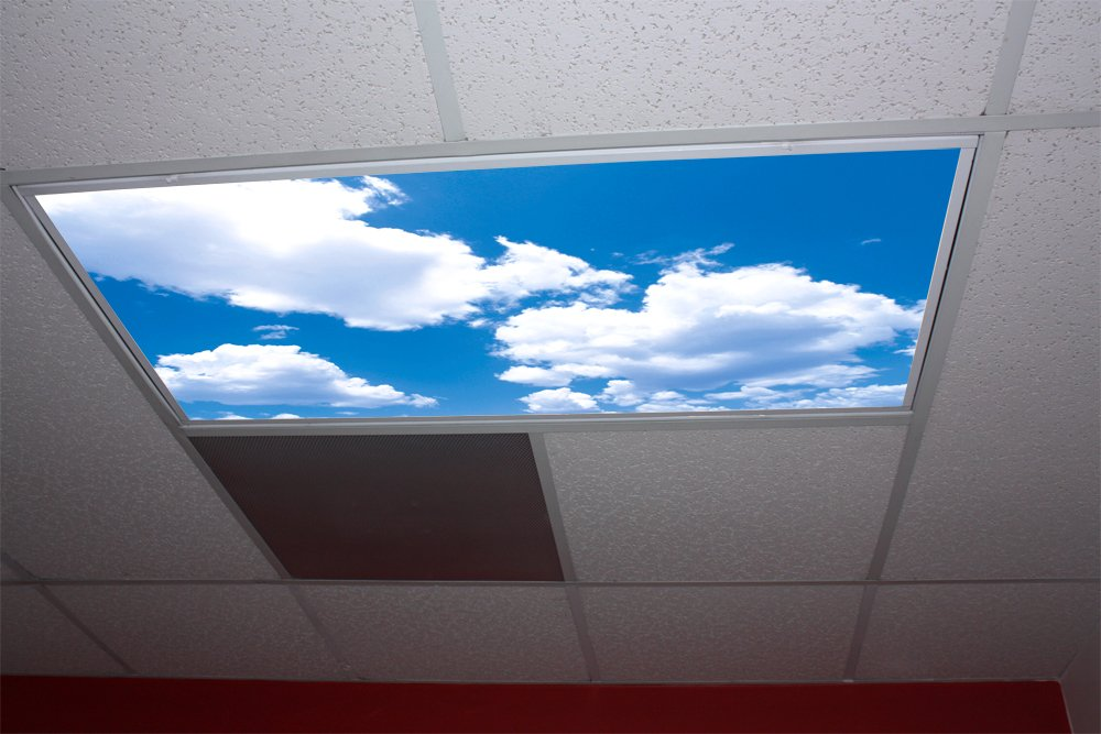 Cumulus II Skypanels - Replacement Fluorescent Light Diffuser