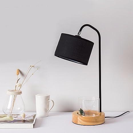 CJSHV-Lámpara de mesa Nordic Diseño Moderno Minimalista American ...