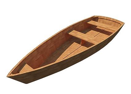 Amazon Com Row Boat Plans Diy Wooden Rowboat Skif Dory