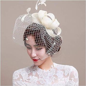 Fascinator Wedding hat Wedding Feather Fascinator feather facinator hair accessory Feather Fascinator Ascot hat Feather Hairpiece