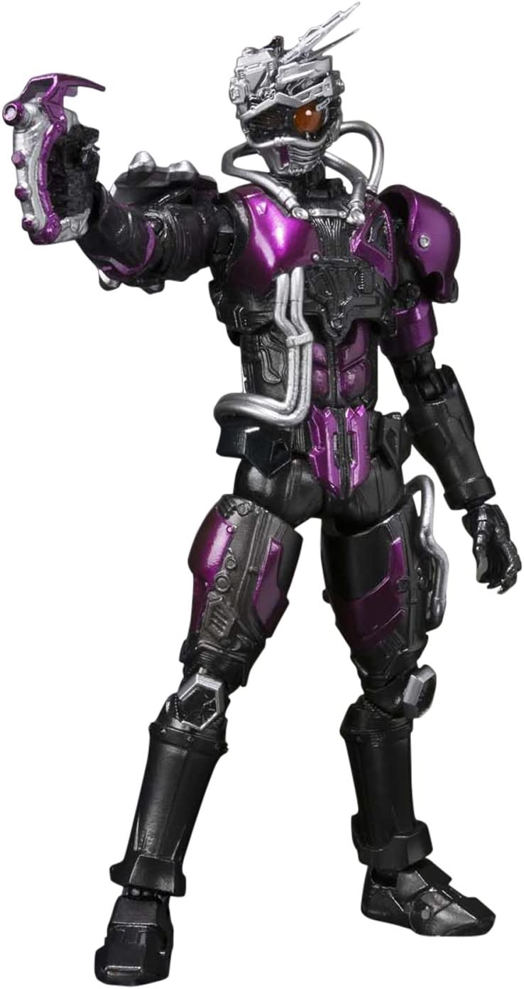 Premium Bandai S.H Figuarts Kamen Masked Rider Drive Chaser Mach Action Figure
