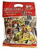 什锦糖 Hainan Chun Guang Assorted Candy (DURIAN, COCONUT, COFFEE, GINGER) 10.58 oz x 3pack