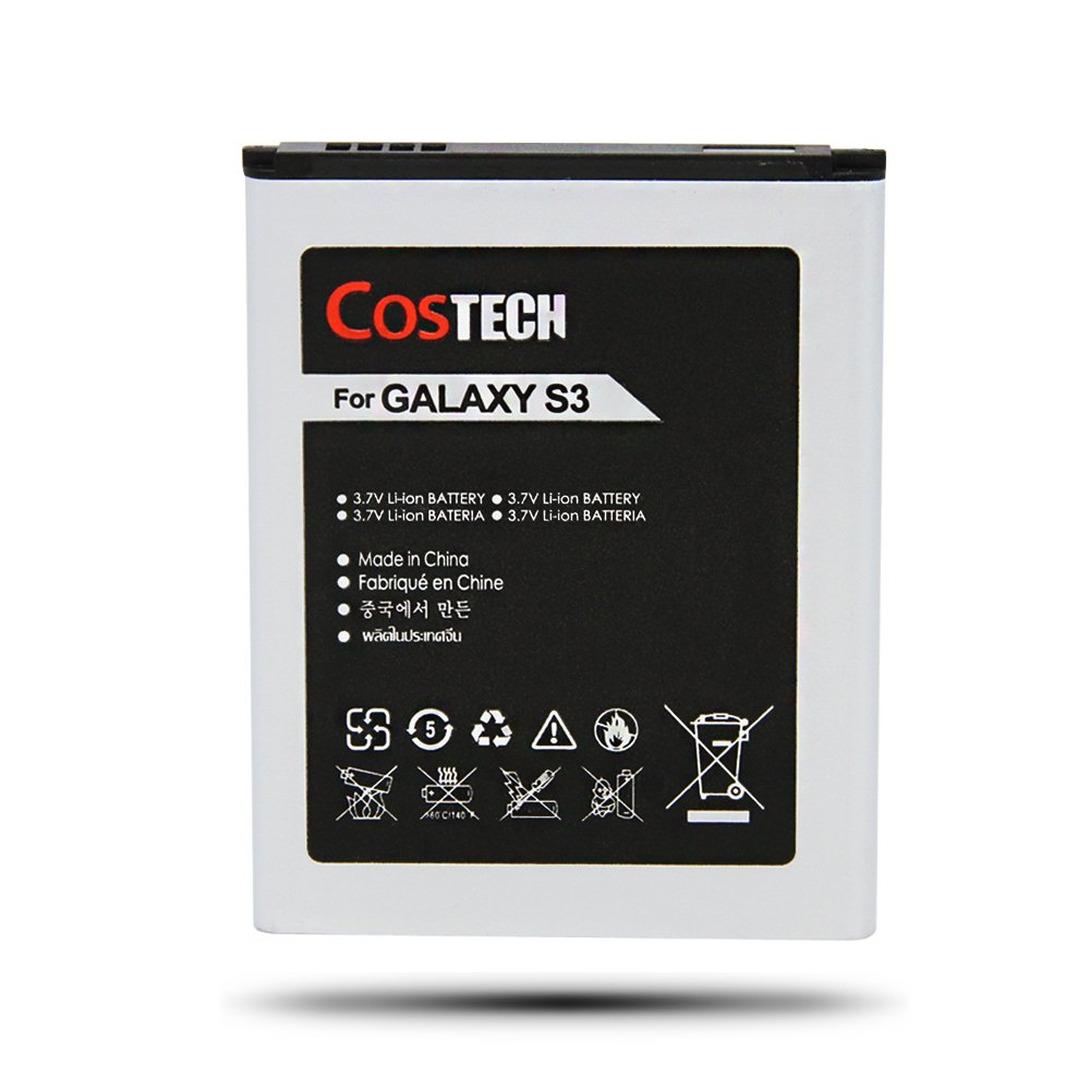 Samsung galaxy battery s3 verizon - Galaxy S3 Battery Costech 2100mah Li Ion Replacement Batteries For Samsung Galaxy S3 I9300 Eb L1g6llu Galaxy S3 Neo I9305 T999 T Mobile