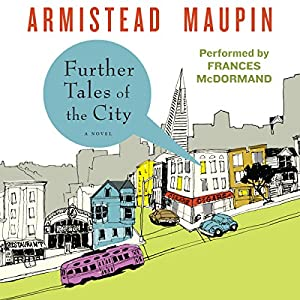 Further Tales of the City Audiobook