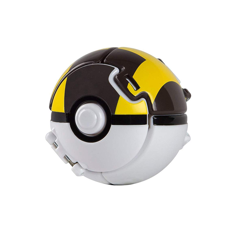 "Bulbassur Ultra Ball NAY Pok/é Throws /""N/"" Pop Pok/é Ball et Pokemon Figurine Statue Game"