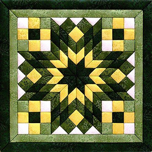 "Diamond Star Quilt Magic Kit-12""X12"""