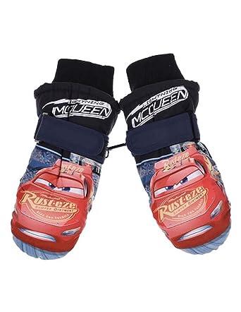 Cars Moufles de ski enfant garçon Disney Bleu et Rouge de 4 à 10ans - Bleu marine,  8 10 ans  Amazon.fr  Vêtements et accessoires b894294f41c