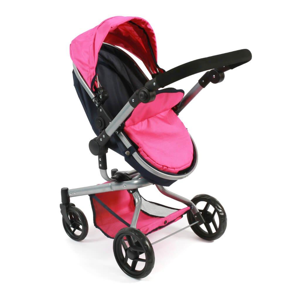 Bayer Chic 2000 Kombi YOLO Puppenwagen Babypuppen-Puppenwagen Babypuppen & Zubehör Pflaume günstig kaufen