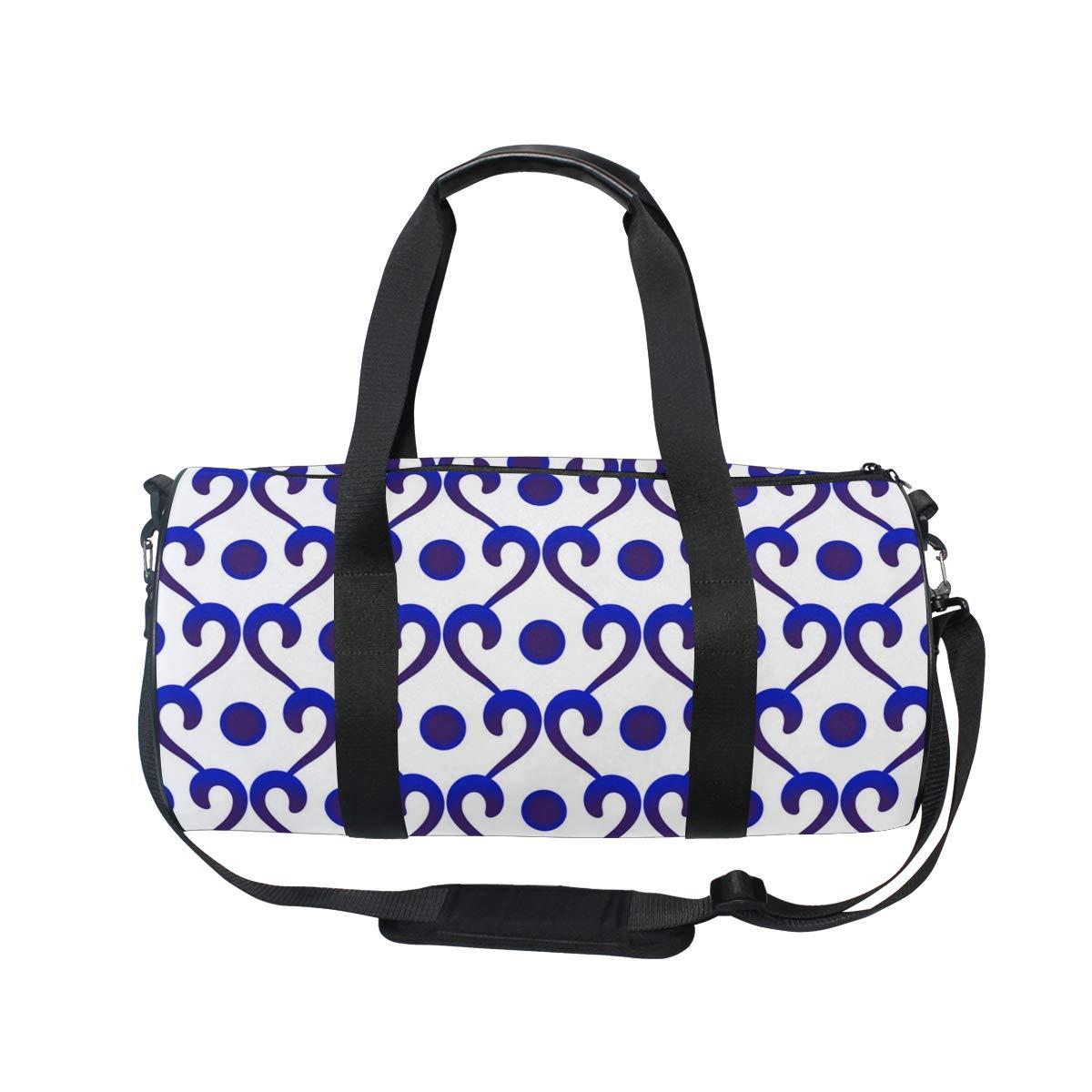 Frame Ceramic PictureWaterproof Non-Slip Wearable Crossbody Bag fitness bag Shoulder Bag