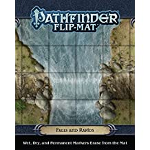 Pathfinder Flip-Mat: Falls and Rapids