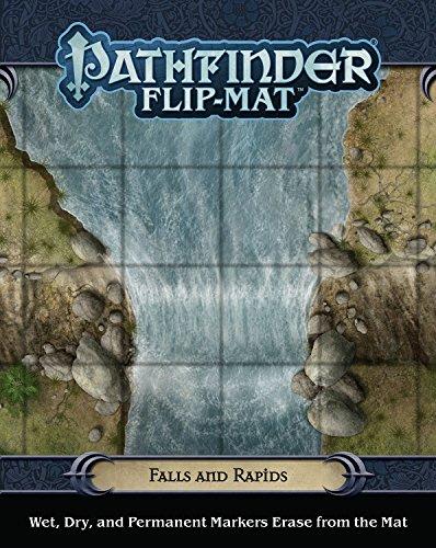 Flip Map (Pathfinder Flip-Mat: Falls and Rapids)