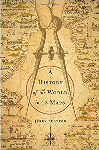 Amazoncom A History of the World in 12 Maps 9780670023394 Jerry
