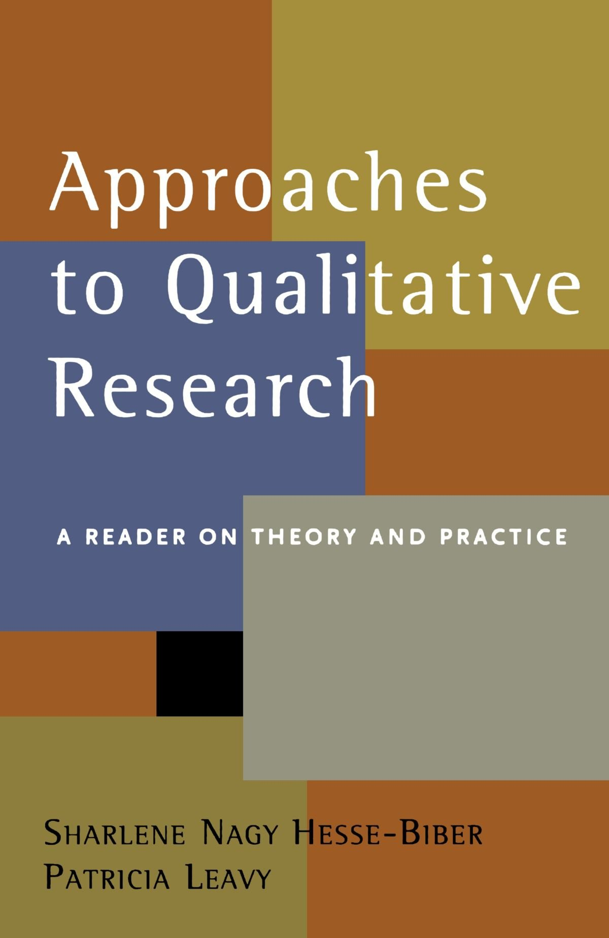 Approaches to Qualitative Research: A Reader on Theory and Practice by Oxford University Press