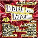 Party Tyme Karaoke - Super Hits 17 [16-song CD+G]