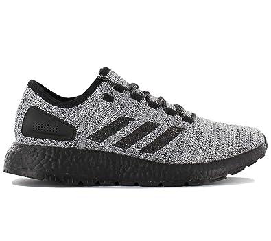 designer fashion f48f6 fccea adidas Herren Pureboost All Terrain Fitnessschuhe weiß  (FtwblaNegbasGritre) 40 EU