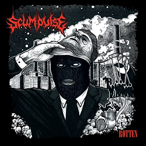 Scumpulse - Rotten - CD - FLAC - 2018 - WRE Download