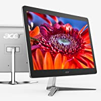 "Acer Aspire Z24 23.8"" FHD, Touch Screen, Intel Core i7-7700T, 16GB DDR4, 256GB SSD + 2TB HDD, NVIDIA GeForce GT940MX 2GB, Windows 10 Home"
