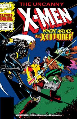 X-Men Annual No. 17 1993 (64 Pages) (Vol. 1)