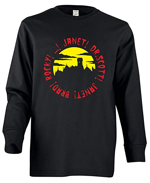 Rocky Youth Long Sleeve T Shirt
