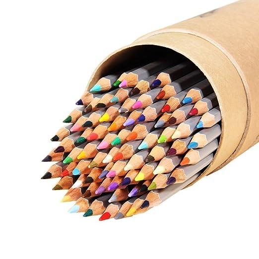 62 opinioni per Ohuhu® 72-colore Matite Colorate per Pittura Disegno Ottima Qualità / Matite