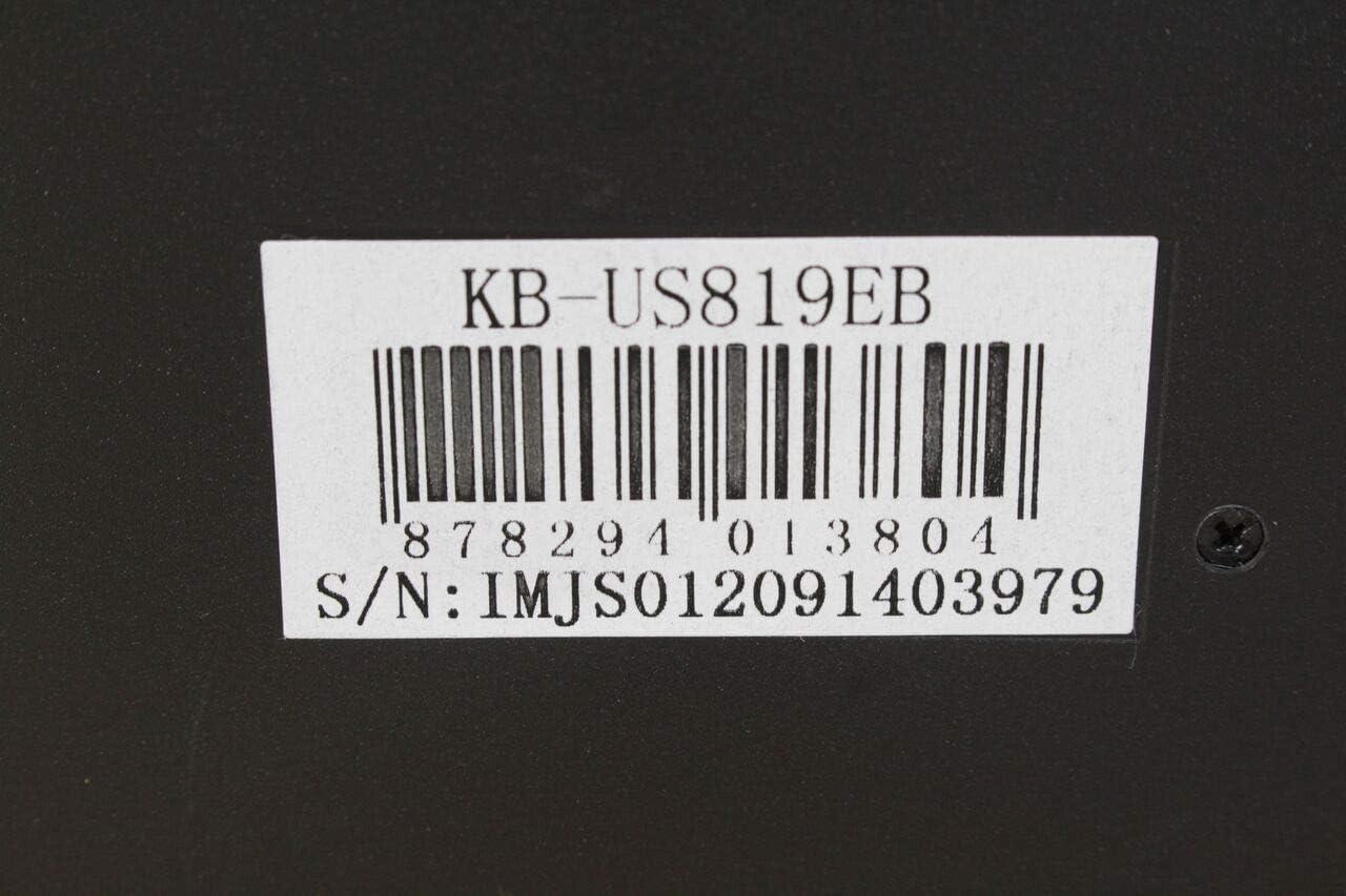 Black USB Wired Numeric Keyboard KB-US819EB EbidDealz