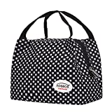 Best Picnic Plus Lunch Boxes - Aosbos Reusable Insulated Lunch Box Tote Bag Review
