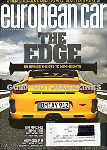 ... 2011 MERCEDES-BENZ WORLDS MOST DEVELOPED 190 SL The Edge: 9ff Brings The GT3 To New Heights BR RACING BMW 135i FAST WORK FOR FATHER AND SON HGP Golf ...