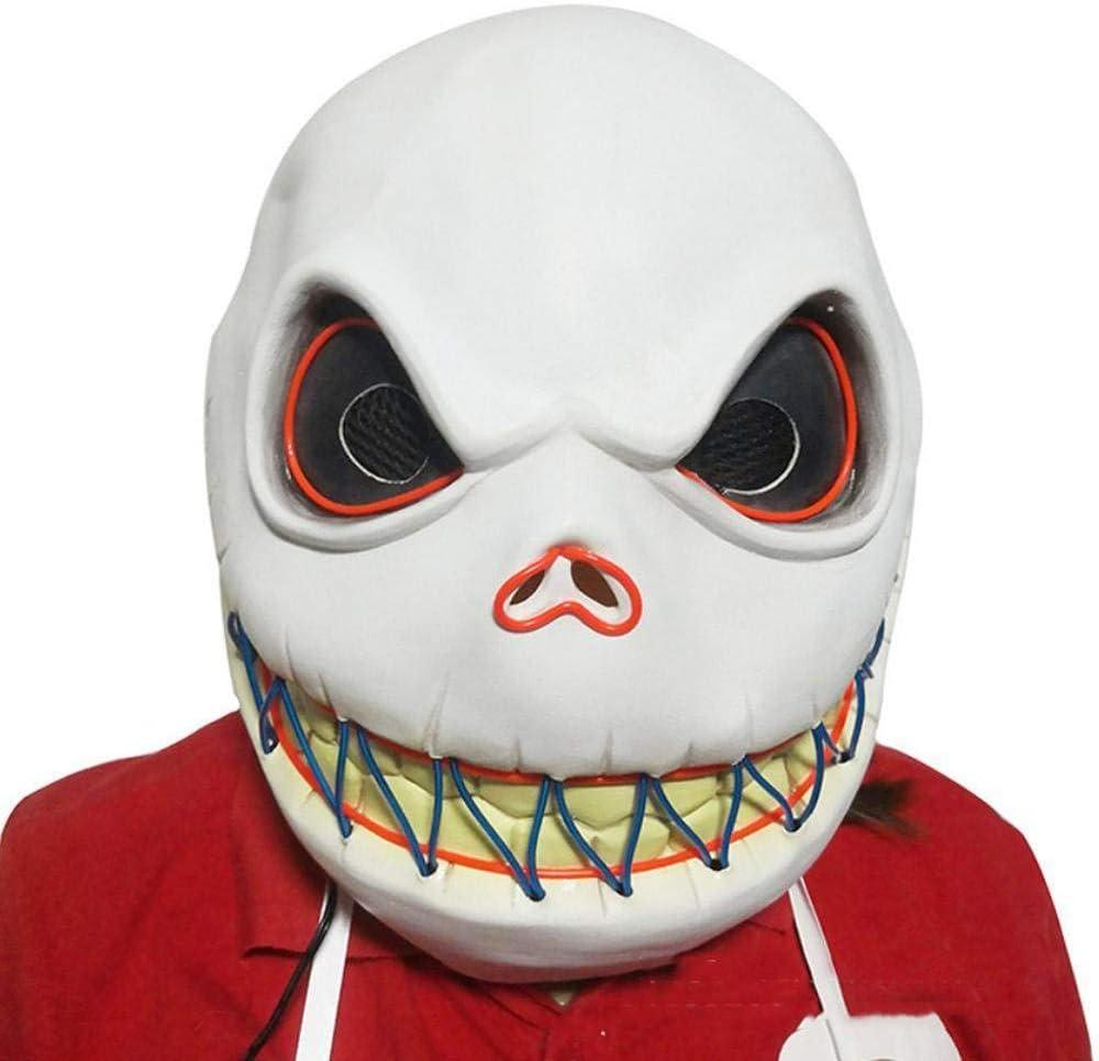 DHFKSH Mascara Halloween Máscara de Estilo tiburón de Halloween ...