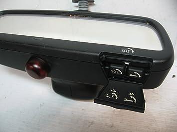 2004 bmw 325ci rear view mirror