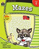 Teacher Created Resources RSL: Mazes (Gr. 1) (Ready Set Learn)