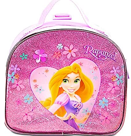 cd4e9f760b7 Image Unavailable. Image not available for. Color  Tangled Rapunzel Lunch  Box