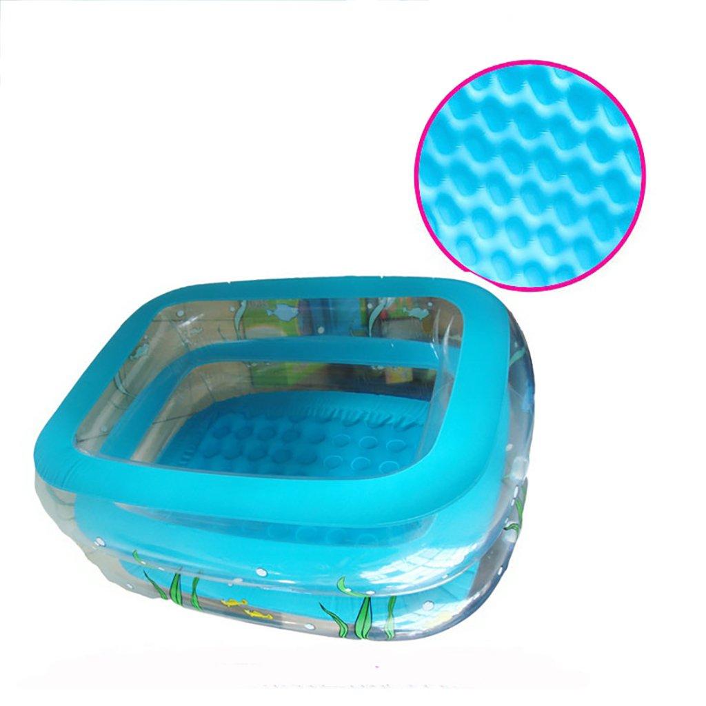 Wenjun - Bañera hinchable hinchable para niños, para piscina ...