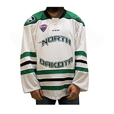f4435260 REA Sioux Shop University of North Dakota Authentic CCM Hockey Jersey