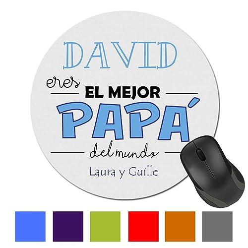 Alfombrilla Ratón/Regalo Original/Padre/Papa/Personalizada ...