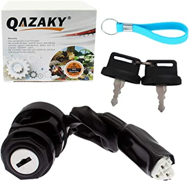 KFX 700 Prairie 650 /& 700 4x4 Brute Force 650 4x4 Ignition Switch Replacement Kawasaki Brute Force 650 /& 750 4x4i
