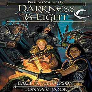 Darkness & Light Audiobook