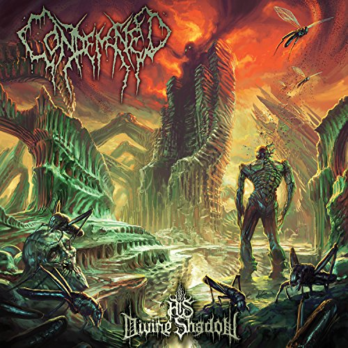 Condemned-His Divine Shadow-(ULR00636-2)-CD-FLAC-2017-86D Download