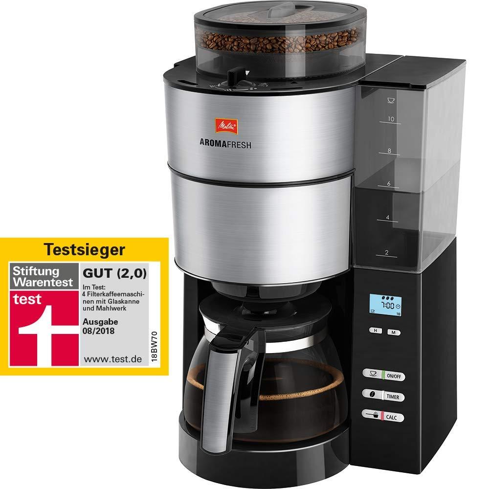 Kaffeemaschinen Test Mit Mahlwerk : beste kaffeemaschine mit mahlwerk test 2019 obentest ~ Yuntae.com Dekorationen Ideen