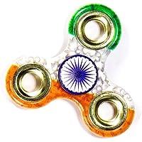 World Zone Enterprises Ultra Speed India Flag Spinner (Pack of 1)