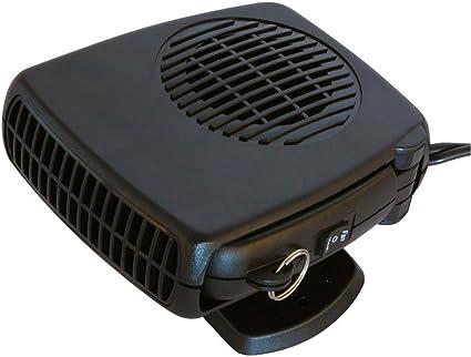 Carpoint 0510084 Ventilateur avec Chauffage 150W