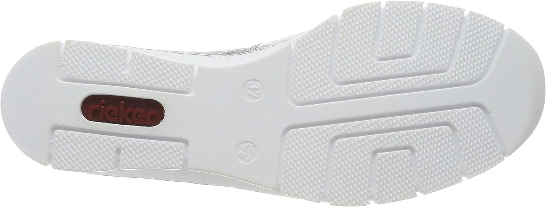 Rieker Womens 53781-91 Loafers