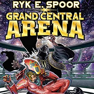 Grand Central Arena Audiobook