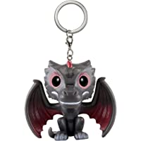 Funko Pocket Game of Thrones - Llavero, diseño de Drogon Pop