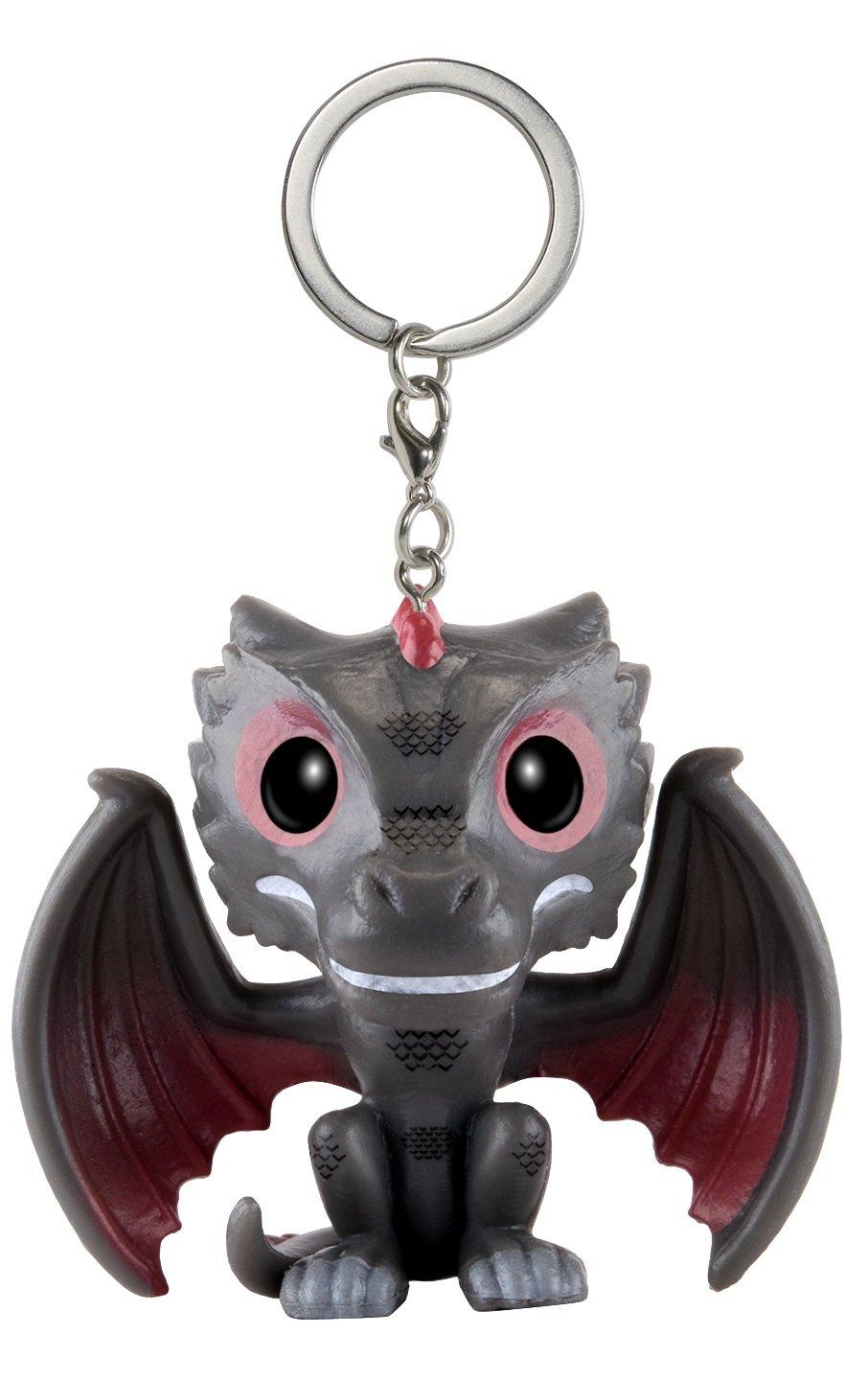 Funko Pocket Game of Thrones - Drogon Pop Keychain
