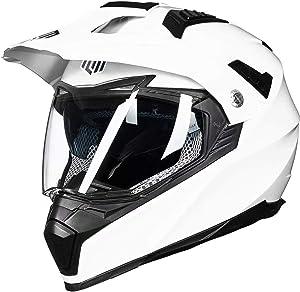 casque de trottinette électrique ILM Off Road Dual-Sport