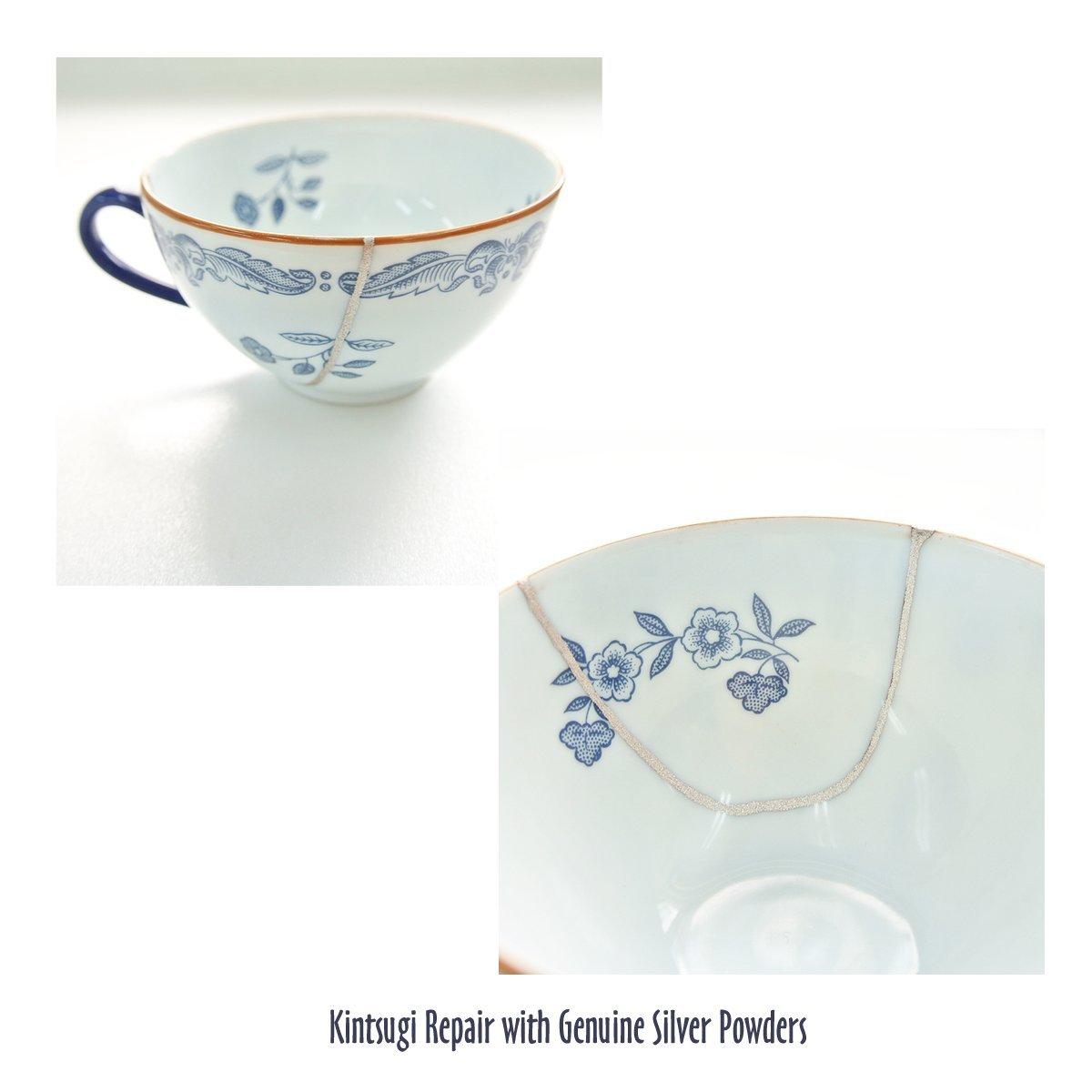 Kintsugi Repair Kit - Japanese Urushi Lacquer from Japan, Kintsukuroi by Mejiro Co. (Image #8)