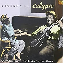 Legends Of Calypso (Caribbean)