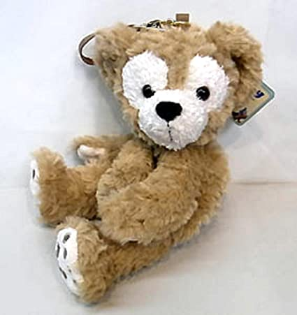 Image Unavailable. Image not available for. Color  10 quot  Duffy The Disney  Bear Plush Wrist Travel Bag Purse 7d1a1634e0b7a