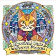 Mystical Cats in Secret Places: A Cat Lover's Coloring Book